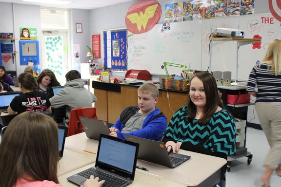 Modern Technologies Used In Classroom ~ Chromebook pilot tests open source learning resources