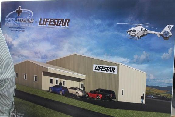 LifeStar opens Rockwood Airport base | Local News | crossville-chronicle.com