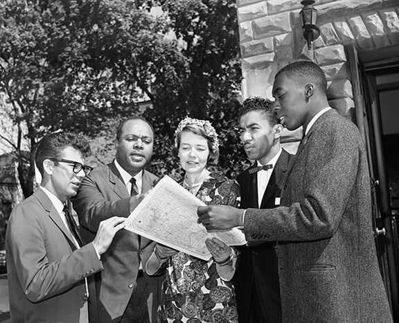 Freedom Riders' journey to justice, 60 years later
