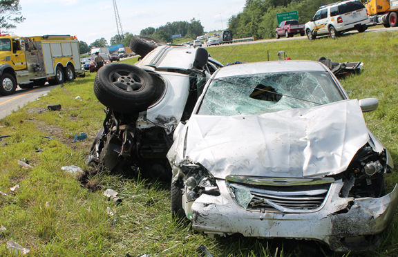 One killed, 3 hurt on I-40 | Local News | crossville-chronicle com