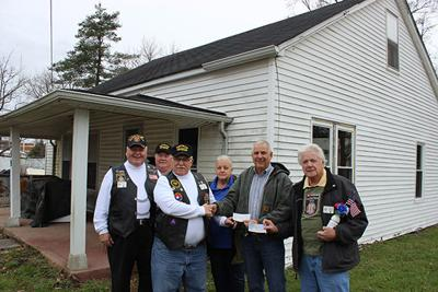 Veterans House donation.jpeg