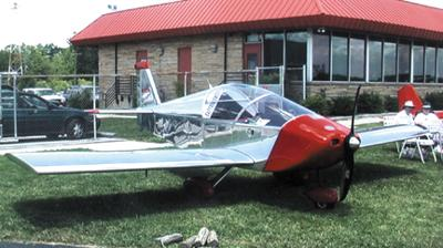 An experimental class airplane built by Crossville resident John Davis will be on display at the Air Show and Fly-in at Crossville Memorial Airport Saturday ...