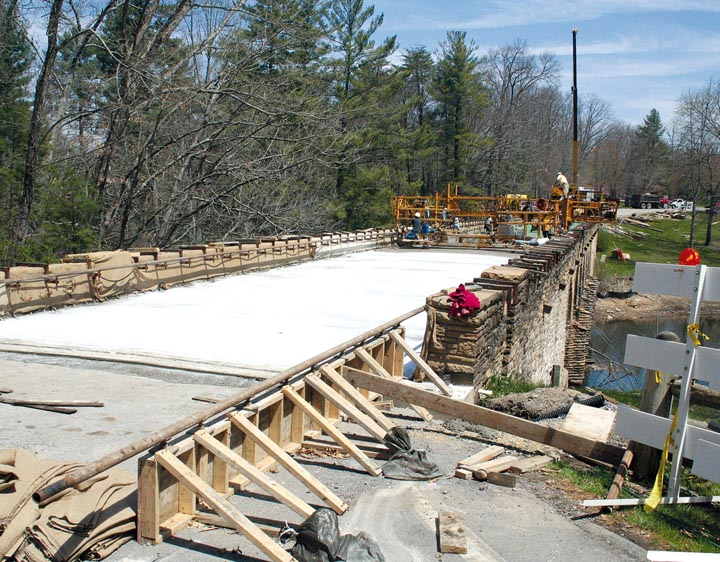 State park's bridge on track to open by May 15 | Local News