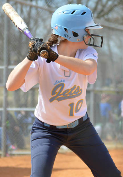 Lady Jet Softball Team Finishes 1 3 In Commando Classic Local Sports Crossville