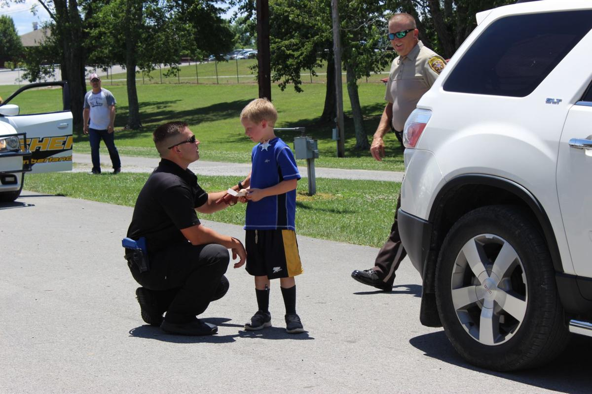 Law and Order: Sheriff's Academy honors cadets | Lifestyles