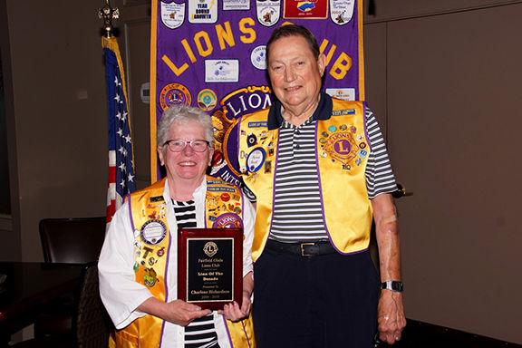PHOTO 2 Lions awards Charlene & Byron- Lion of Dedcade copy.jpg