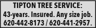 Tipton Tree Service