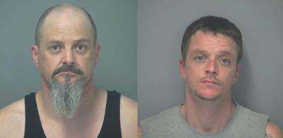Two Ark City men arrested in connection with separate crimes