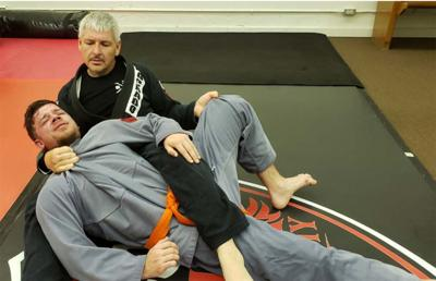 Bruce continues to teach at Elite Training Center Academy