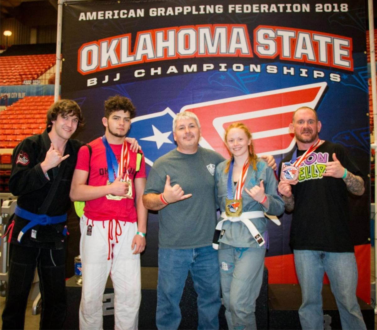 Elite Training Earns Medals | Sports | ctnewsonline com