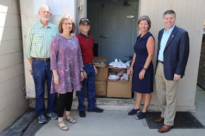 Cowley College donates more than 700 pounds of meat to local food pantries