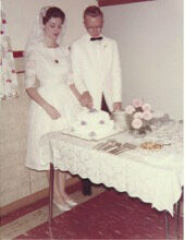 Barbara and Gerald Holscher