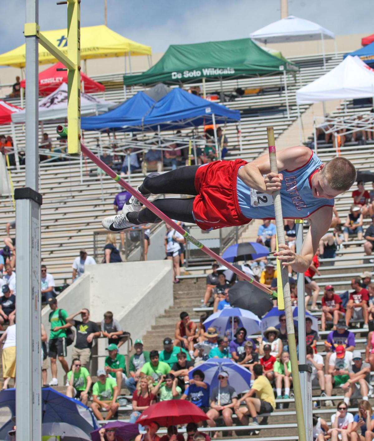 Athletes earn medals on Day 1 of State track meet
