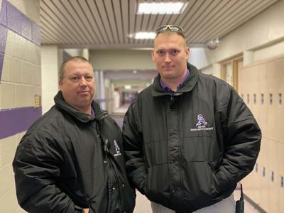 ACHS hires security guards