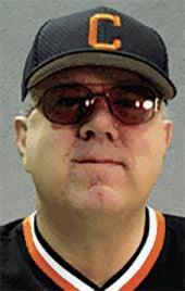 Dave Burroughs retires as head coach of Cowley baseball team