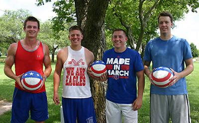 Champions crowned at Devan Rueger Memorial 3-on-3 tourney