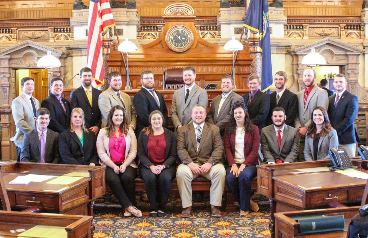 Young producers meet in Topeka