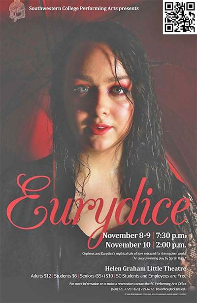 'Eurydice' re-imagined with grace and music