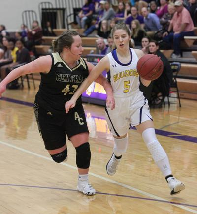 Andover Central is just too much for ACHS hoops teams