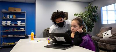 SC Learning Center and S and Y Industries team up to tutor