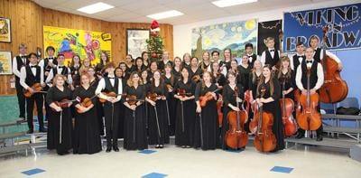 Winfield High School orchestra featured at upcoming festival
