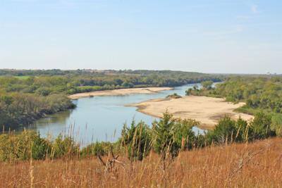 One way to find peace in the time of COVID-19: Discover a Kansas River