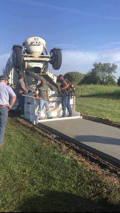 New machine will help city add walking paths