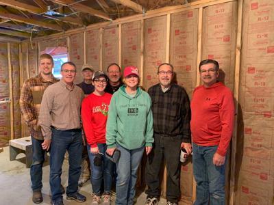 RCB provides for Habitat house