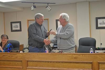 Rogers joins commission; Welch to become mayor