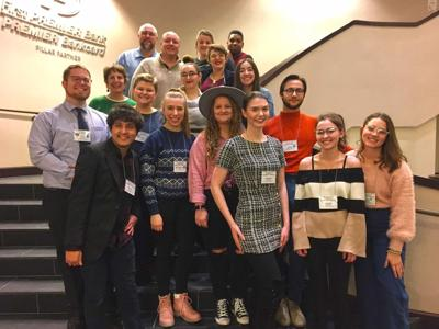 SC students and faculty attend KCACTF