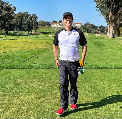Passion for golf gets Ark City native on TV