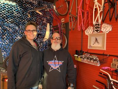 Couple opens full-service Winfield bike shop