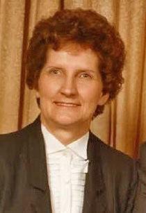 Mae Whitehair