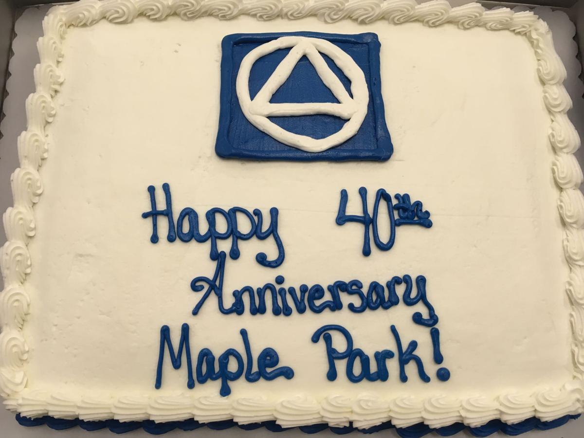 Group celebrates 40 years