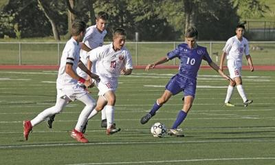 WHS sophomore nets hat trick in rout of Circle