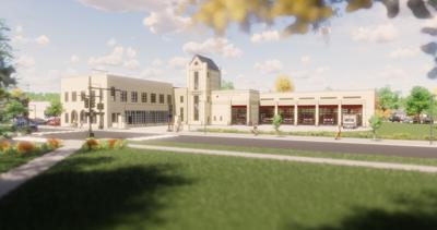City of Winfield unveils safety center rendering