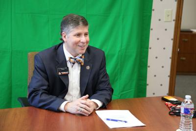 Rittle provides State of Cowley College during dual-chamber luncheon