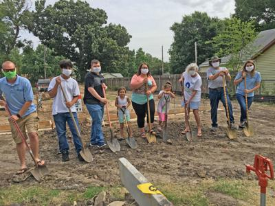 Habitat for Humanity breaks ground on 2020 home
