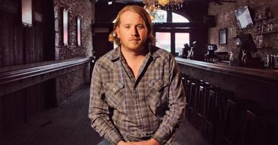 William Clark Green will be at Island Park