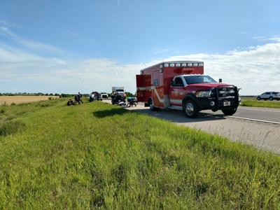 One person fatally injured in motorcycle accident | News