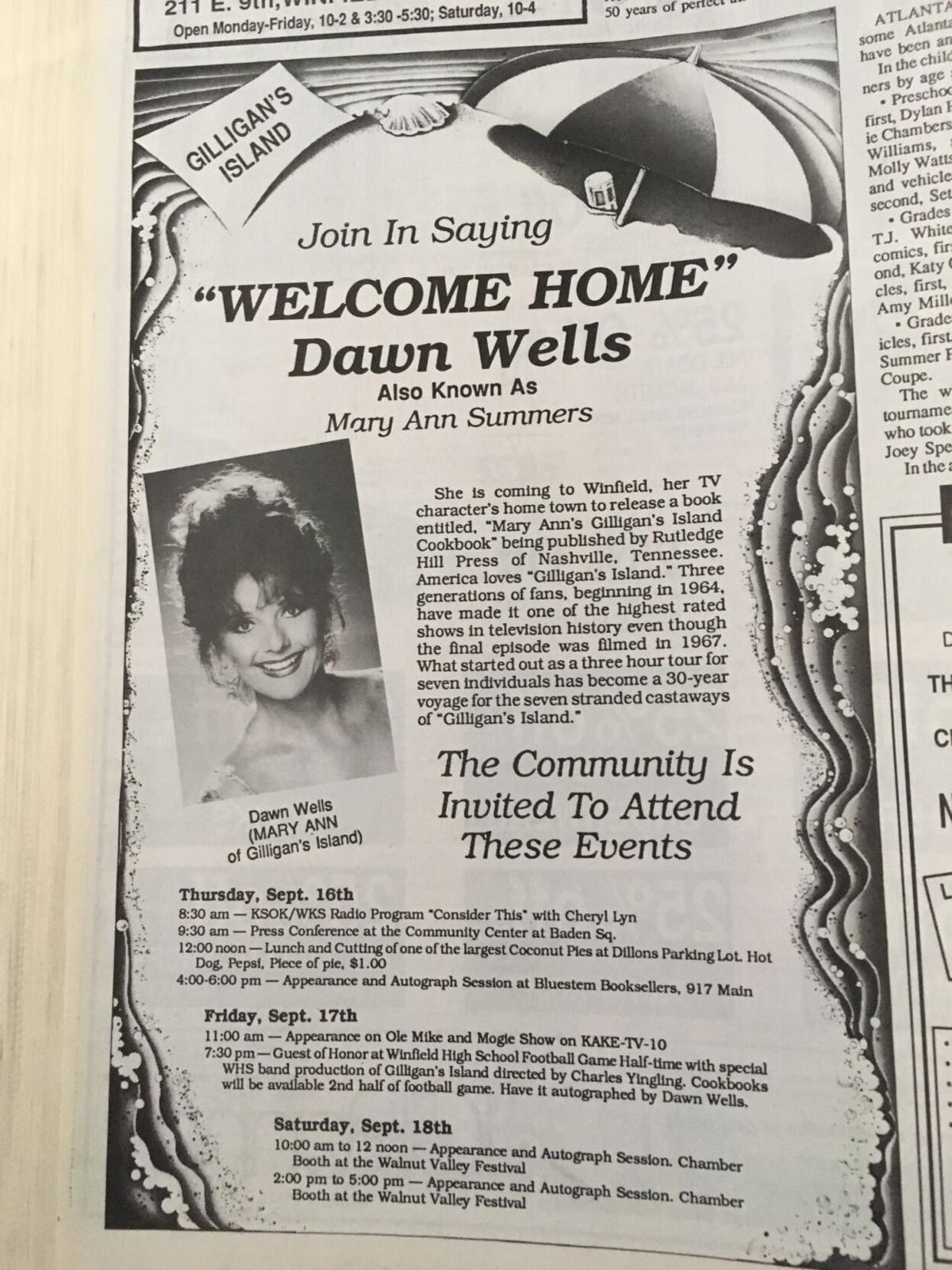 Dawn Wells dies