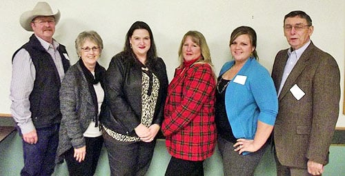 Board of Realtors hold annual banquet