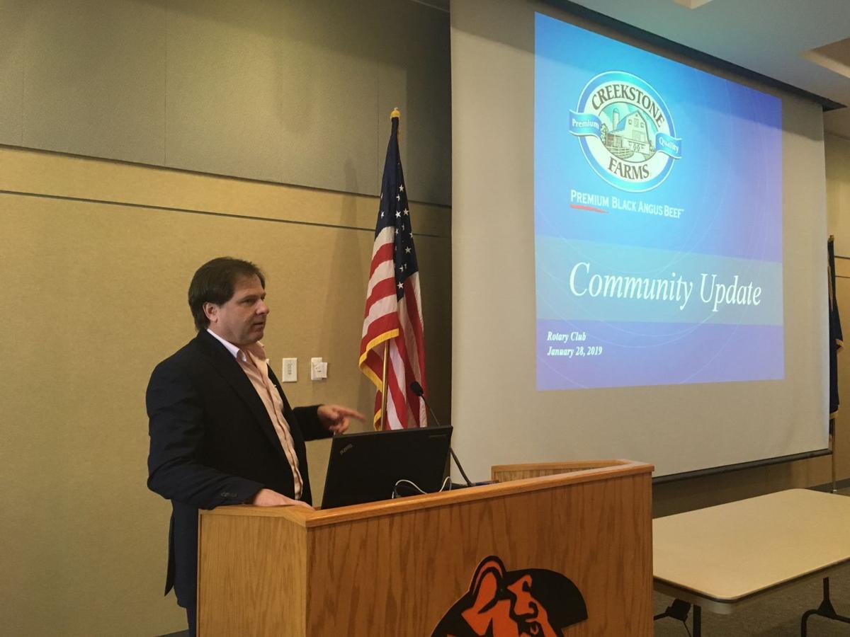 Mackay informs on expansion   Nature/Ag   ctnewsonline com