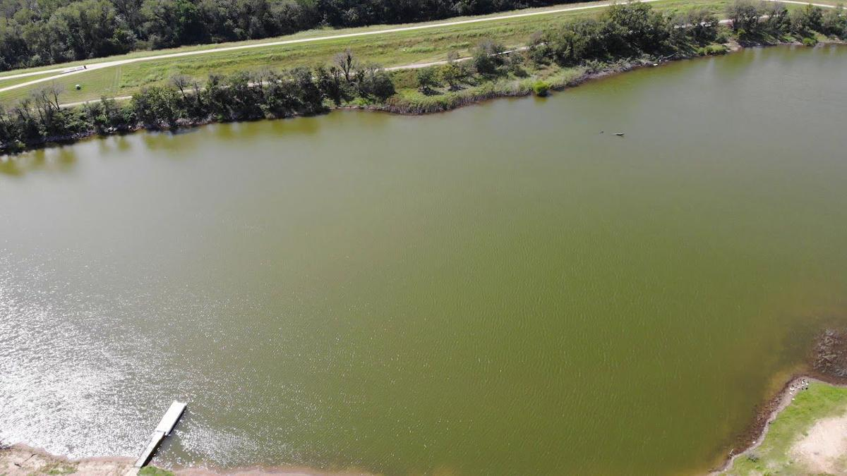 Veterans Lake reopens after algae bloom