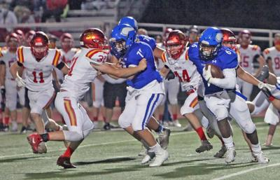 Austin Bryant's two extra points the difference for Winfield