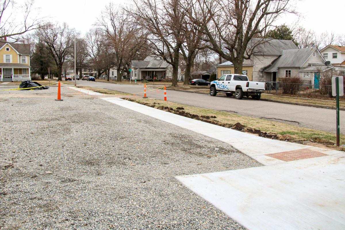 Sidewalk project provides pathway to better health