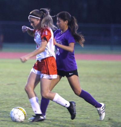 Cowley-Butler women's soccer match delayed