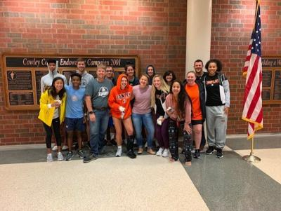 Reverb/FCA gathers on Ark City campus