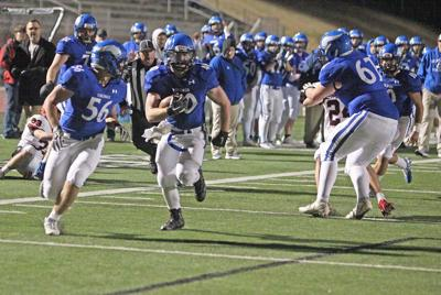 Vikings shut out El Dorado for second time this season to advance to Class 4A Regionals