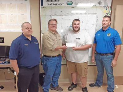 Kansas Pipeline Association gives safety grant to CCEA